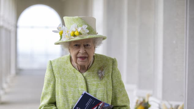 Queen Elizabeth II: First Official Statement After Prince Philip's Death funeral royal family 2021