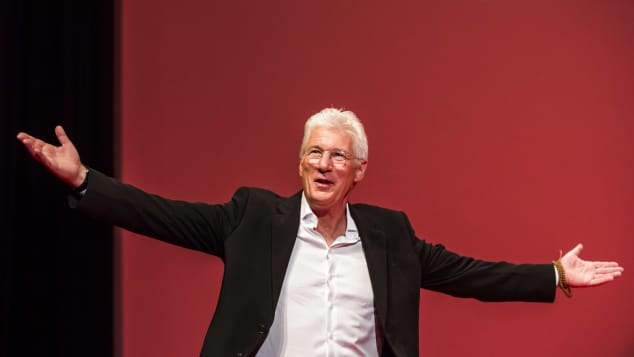 Richard Gere's Impressive Career through the years films movies TV shows actor life
