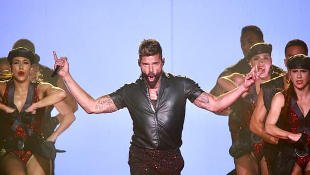Ricky Martin habla de su vida antes de anunciar su homosexualidad