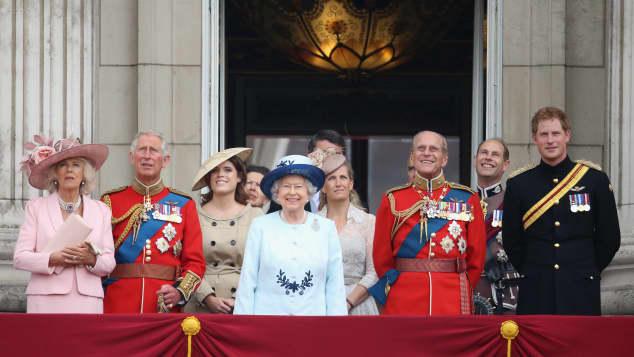 La familia real reacciona a las noticias sobre el embarazo de la princesa Eugenia 2020 2021 Jack Brooksbank Princesa Beatrice Queen