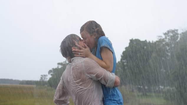 Ryan Gosling Rachel McAdams El cuaderno