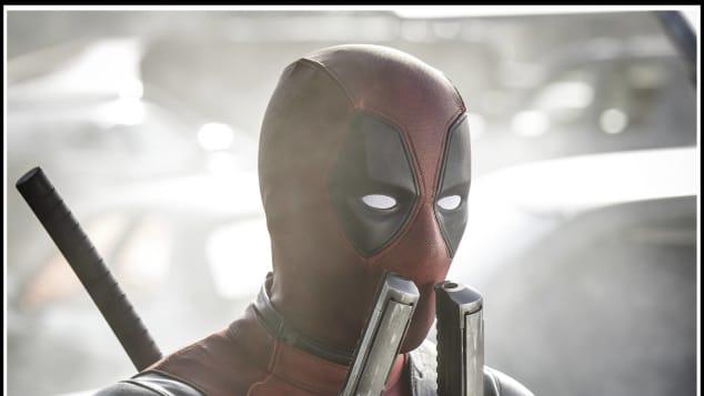 Ryan Reynolds 'Deadpool' 2016