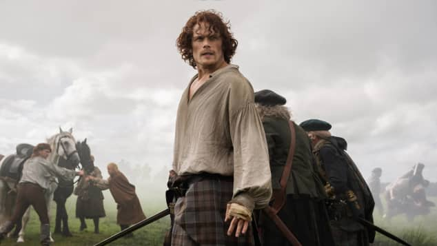 'Outlander' actor Sam Heughan
