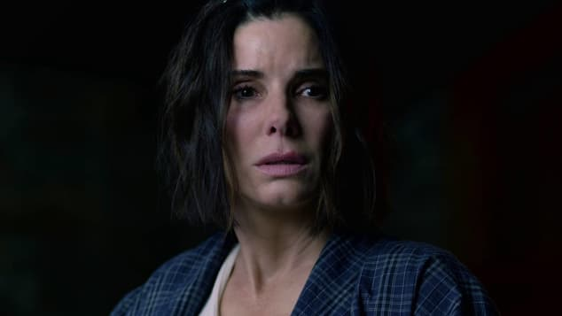 Sandra Bullock in Birdbox