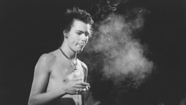 Sid Vicious Sex Pistols Career