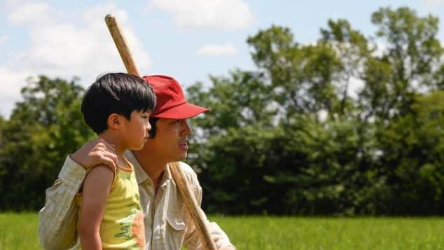 Facts On Steven Yeun In Minari Oscars movie film 2021 best actor nomination Walking Dead ALLVIPP Celebrity Corner With Sarah video