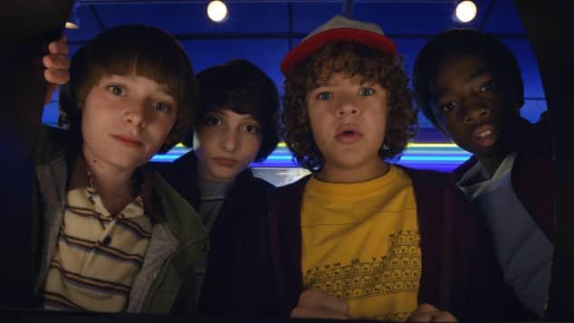 Netflix Original Series: Stranger Things