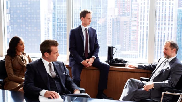Suits TV Show Quiz cast seasons watch trivia questions facts