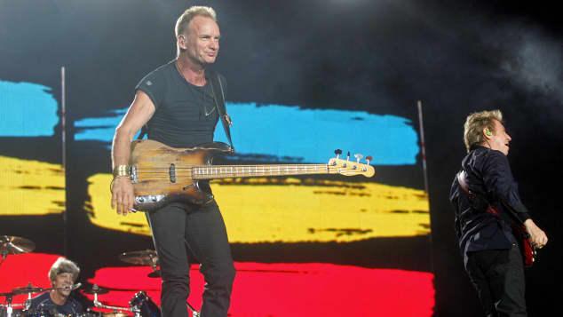 The Police Band Quiz música trivia hechos preguntas historia canciones letras miembros de la banda Sting 2021
