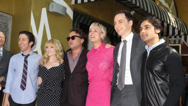 The Real-Life Partners Of The Big Bang Theory Cast actors stars wives husbands girlfriends boyfriends relationships