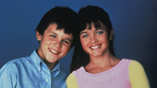 "Fred Savage and Danica McKellar starred in the '80s hit show, ""The Wonder Years""."