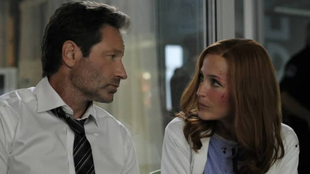 'The X-Files'