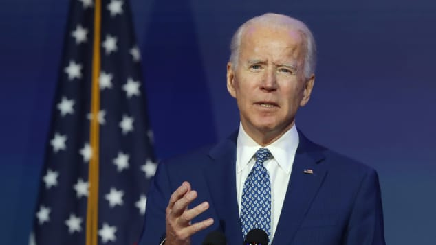 Through The Years With U.S. President Joe Biden: This Is What He Used To Look Like