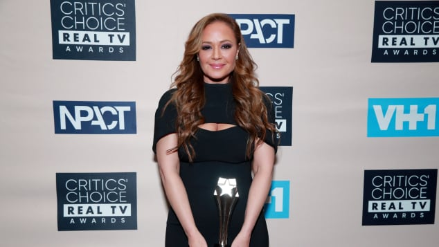 Transformation of 'The King of Queens' Star Leah Remini