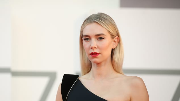 Vanessa Kirby 'The Crown' About