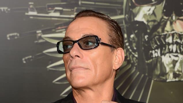 Damme jean claude daughter van Van Damme's