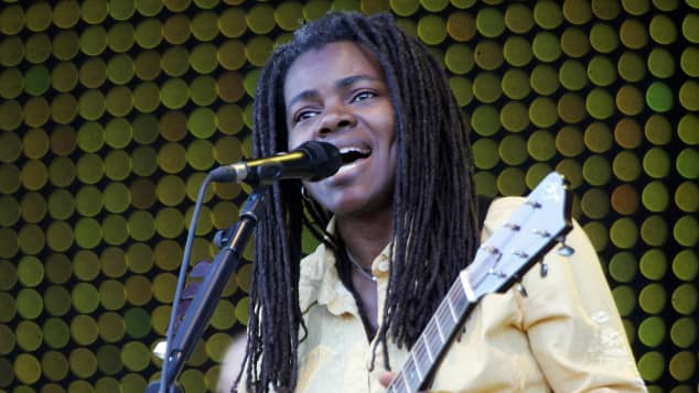 Where's Tracy Chapman Now?