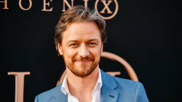 Who Is James McAvoy Dating?