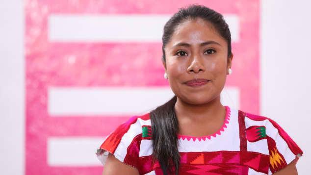La actriz mexicana Yalitza Aparicio abre canal de YouTube