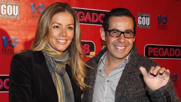 Yordi Rosado y Rebeca Rodríguez
