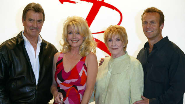 Cast of 'The Young and the Restless'