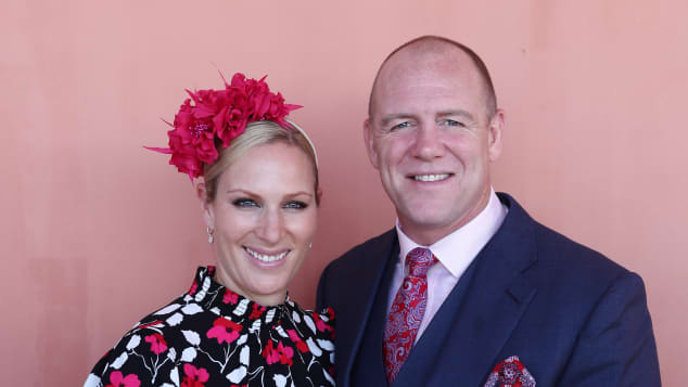 Zara & Mike Tindall's Royal Baby Facts: Name, Birth Story and The Queen Lucas Philip home birth 2021
