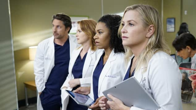 """""""Grey's Anatomy"""" 14. Staffel Verlängerung neue Staffel Meredith Grey Ärzte beliebte Serie"""