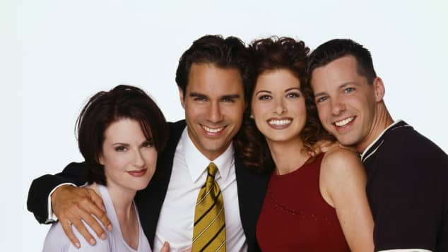The cast of 'Will & Grace'