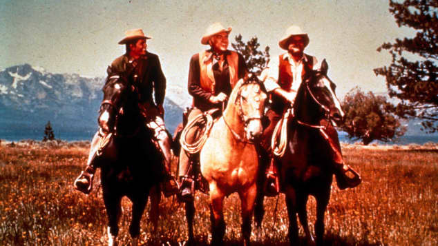 The Cast of 'Bonanza'