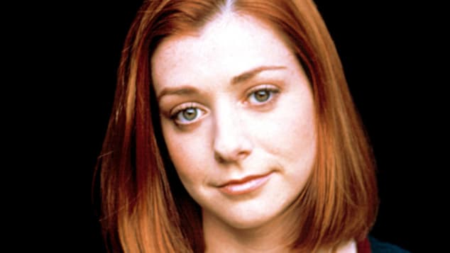 "Alyson Hannigan starred as ""Willow"" in 'Buffy the Vampire Slayer'"