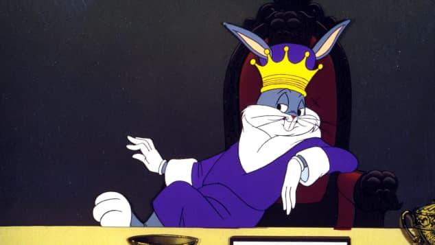 Bugs Bunny cumple 80 años de hacer su debut en televisión