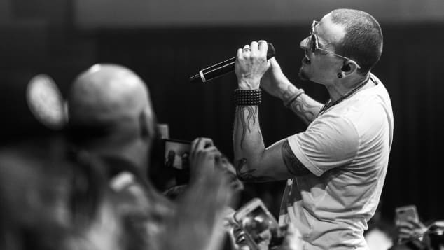 Chester Bennington would have turned 45 today