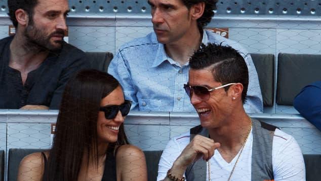 Cristiano Ronaldo And The Women He Has Dated