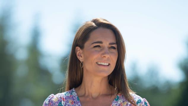 Duchess Kate Helps Create New Hospice Garden & Talks Family Life