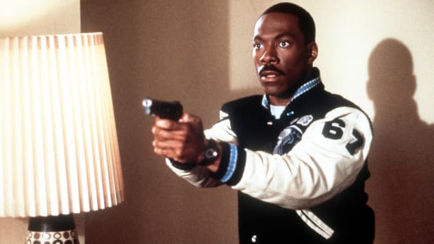 Beverly Hills Cop 4 with Eddie Murphy will be produced by Netflix.