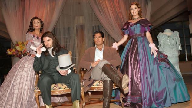 El elenco de 'Amor Real'
