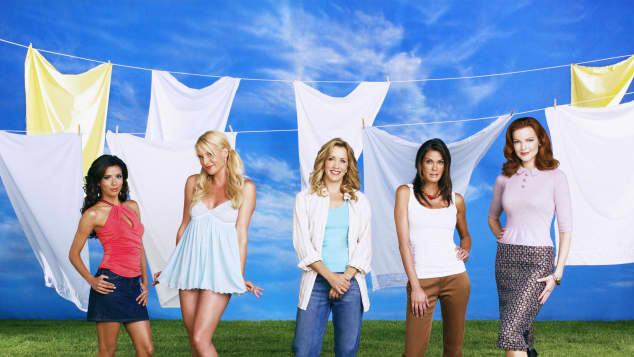 El elenco de 'Esposas desesperadas'