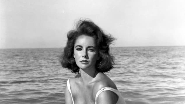 Elizabeth Taylor starred in 'Suddenly Last Summer' in 1959