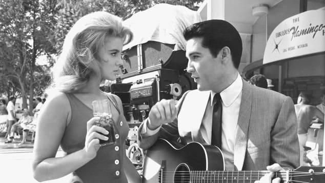 Elvis Presley's Romances
