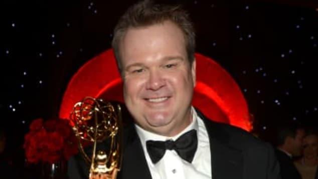 Eric Stonestreet en los Premios Emmy de 2012.