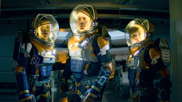 Facts About Netflix's 'Lost In Space'