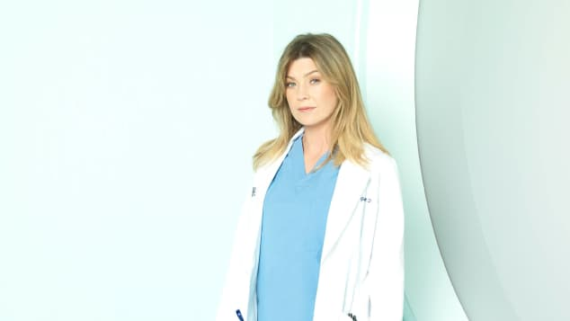 """Meredith Grey"""