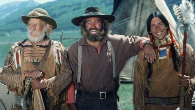 Cast of 'The Life and Times of Grizzly Adams'