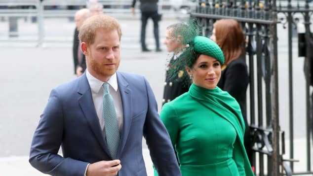 Harry and Meghan Are Still Friends With These Royals