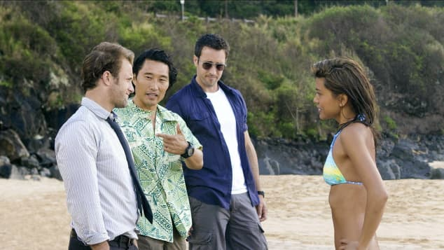 Hawaii Five-0 serie
