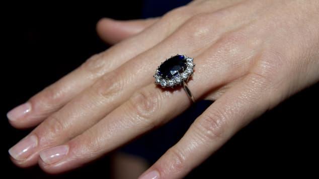 Duchess Kate's ring
