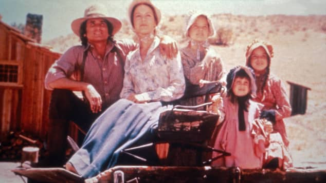 The Cast of 'Little House on the Prairie'