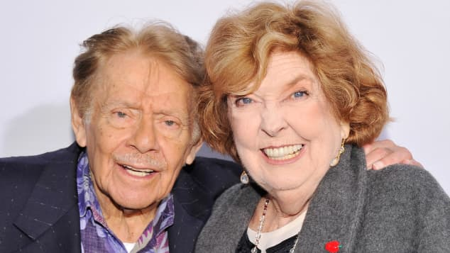 Jerry Stiller and Anne Meara at the Mady in NY Awards in 2012
