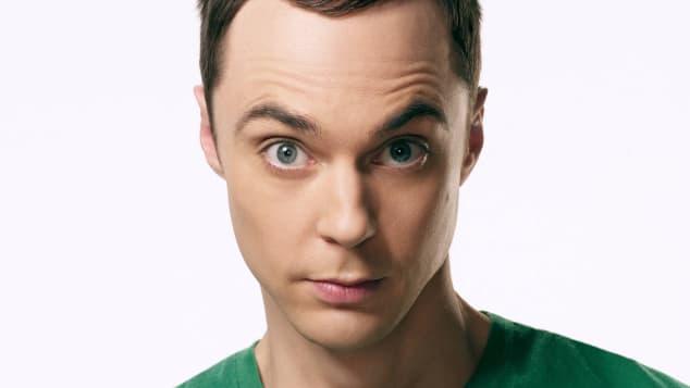 Jim Parsons en una imagen promocional de la serie 'The Big Bang Theory'