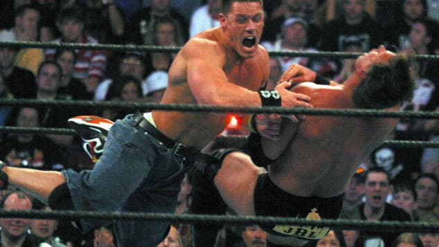 John Cena With WWE: His 20 Year Career